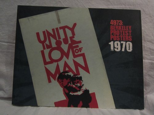4973: Berkeley Protest Posters 1970 by Francis Boutle Publishers
