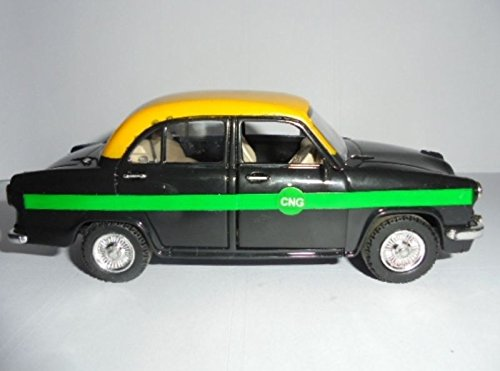 Artcollectibles India Christmas Toy India India AMBASSADOR Car Toy Christmas Toy India Souvenir Gift - India In Made Model