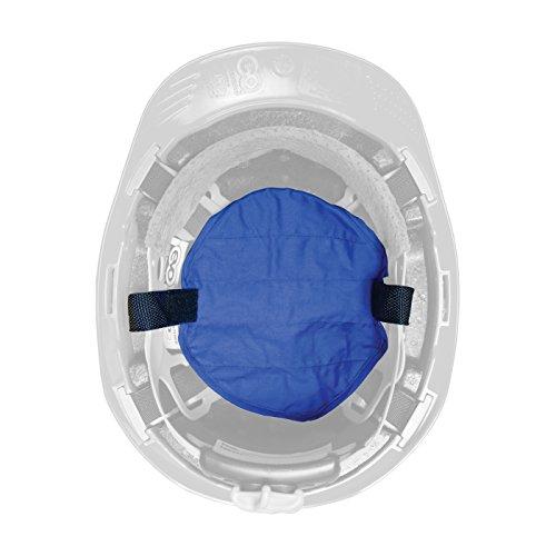 Protective EZ-Cool 396-400-BLU Hard Hat Cooling Pad, Larg...