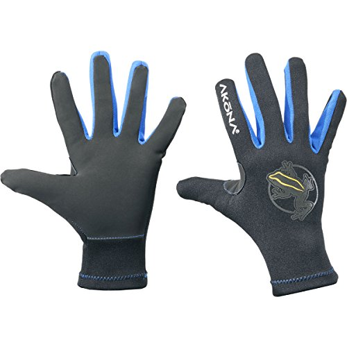 Akona 2mm Reef Dive Gloves, Size: Small