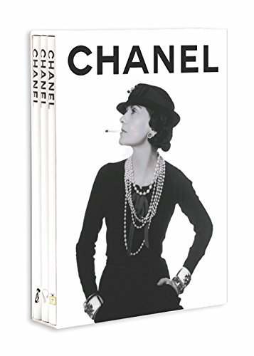 Chanel: Fashion/ Fine Jewellery/ Perfume (Set of 3 Books) - Chanel Shop