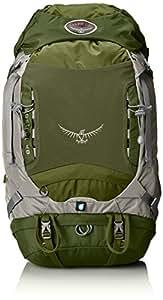 Osprey Packs Kestrel 48 Backpack (2015 Model) (Conifer Green, Small/Medium)