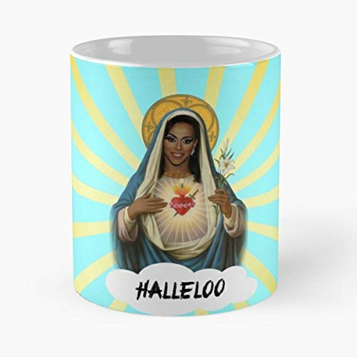 Michelle Thermal - Halleloo Michelle Visage Rupaul Rupauls Drag Race - Coffee Mugs Best Gift For Father Day