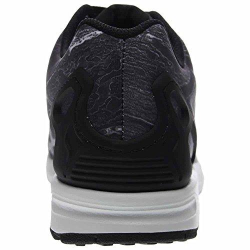 adidasQ16516 5 42 EU Homme ZX Flux Blanc Noir HqAFrH17