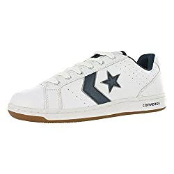 Converse Karve Ox Skate Shoes, White/navy