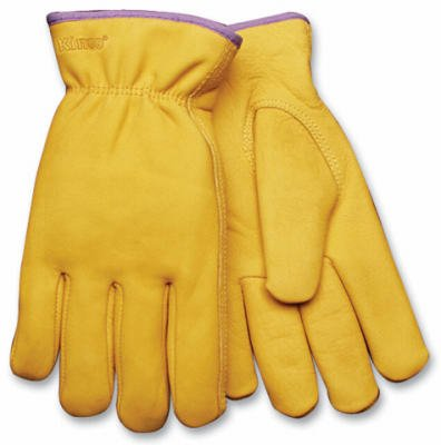 Kinco International 98RLW M Work Gloves, Cowhide, Thermal Lined, Women's Medium - Quantity 6 by KINCO INTERNATIONAL