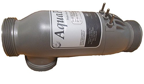 Jandy Saltwater (Jandy AquaPure R0452400 PLC1400 Replacement Saltwater System 3-Port Cell)