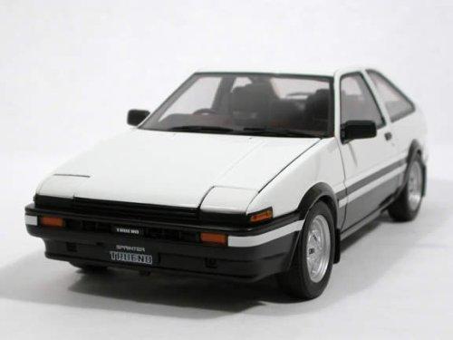 1/18 トヨタ スプリンター トレノ GT APEX AE86(ホワイト) 78791