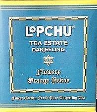 Lopchu Tea Estate Darjeeling Flowery Orange Pekoe Tea 500g