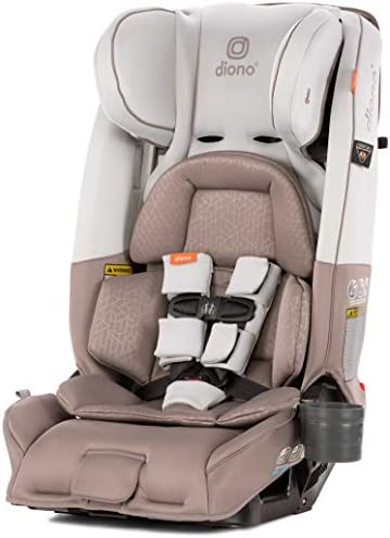 Diono Radian 3 Rxt All-In-One Convertible Car Seat - Grey Oyster