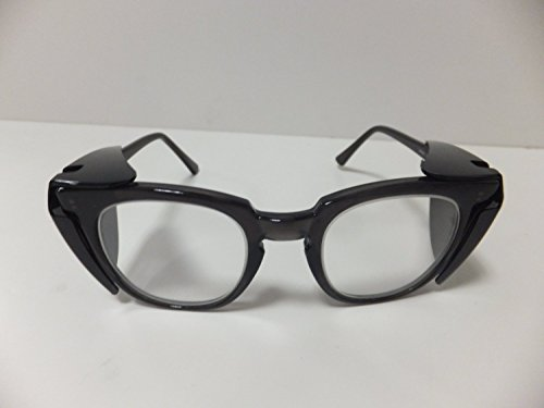 Radiation Safety Glasses in a Titmus Frame with .75 Pb Lead Lens by Phillips Safety (Image #2)