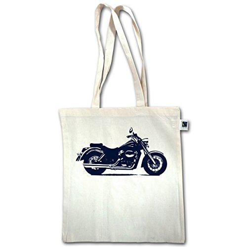 Motorräder - Motorrad - Unisize - Natural - XT600 - Jutebeutel lange Henkel qwV7g2TV