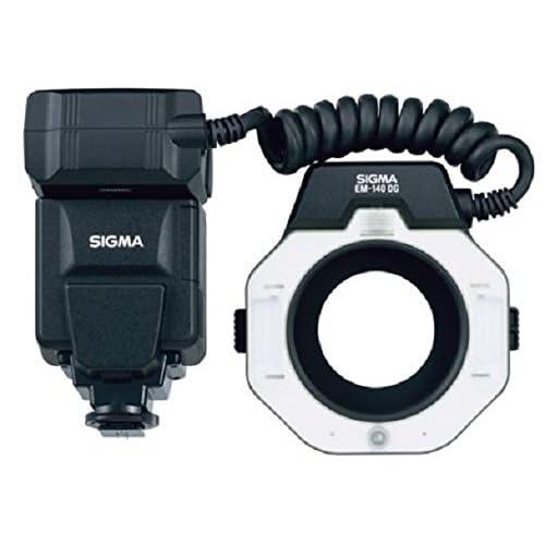 Sigma EM-140 DG Macro Ring Flash for Sigma SLR Cameras