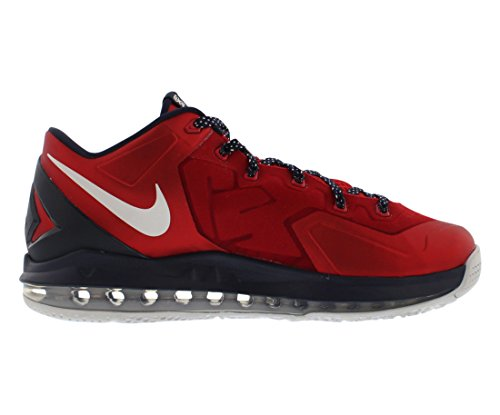 Nike Max Lebron Xi Low University Red/Obsidian/White s4EXZEbmc