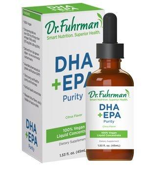 Dr. Fuhrman's DHA+EPA Purity by Dr. Fuhrman Online, Inc. (Image #2)
