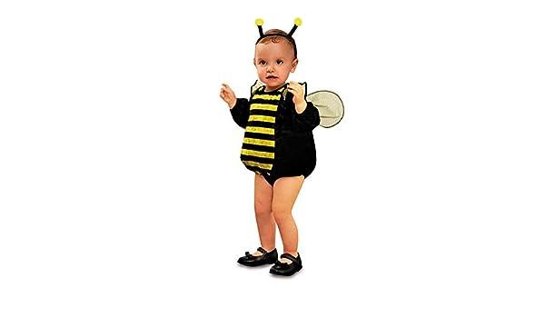 DISBACANAL Disfraz Abeja bebé - -, 7-12 Meses: Amazon.es: Juguetes ...