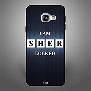 Samsung Galaxy A5 2016 I am sherlocked