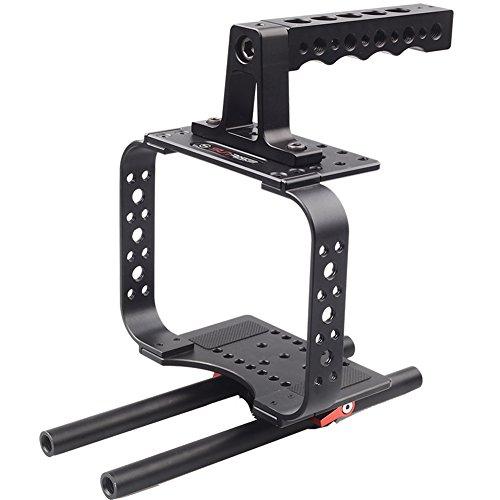 SUNRISE BMCC Cage Black Magic Cinema Camera Cage HSR-611