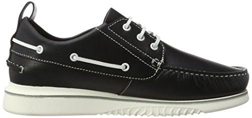 Gant Footwear Dennis, Náuticos para Hombre Negro (Marine)