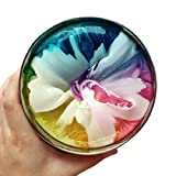 Fluffy Slime - ShenPr Non-sticky Fluffy Floam 100ML Beautiful Mixing Mud Slime Stress Relief Toy Scented DIY Putty Sludge Toy Clay Toy