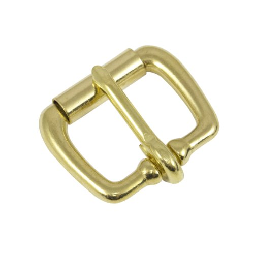 Brass Roller Buckle - 6