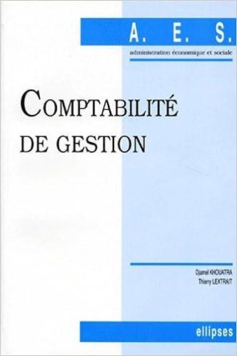 En ligne Comptabilité de gestion pdf, epub