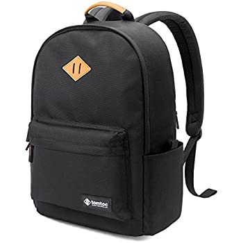 College Backpack, Tomtoc 15.6 Inch Laptop Backpack Computer Bag Daypack Travel Bag School Bookbags Weekend Bag - Fits up to 15.6 Inch Laptops