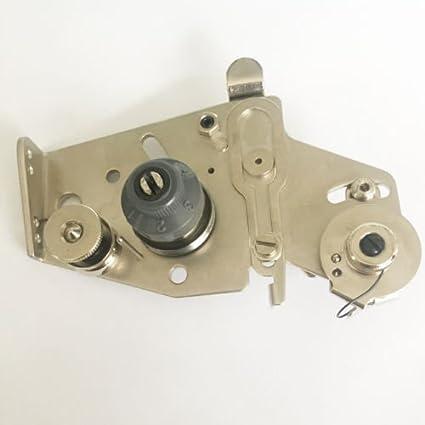 honeysew máquina de coser hilo de repuesto tensión Asamblea ta42-a para siruba T828