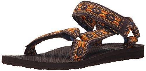 Teva Mens Brun Monterey Originale Sandale Universelle
