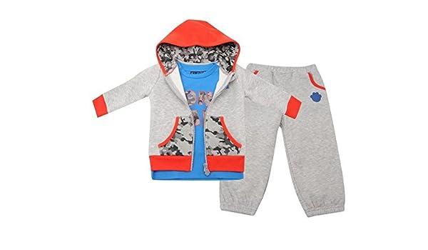 Lonsdale Baby Jogger, Jogging Traje, chaqueta, pantalón, camiseta ...