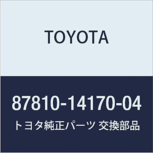 Genuine Toyota 87810-14170-04 Rear View Mirror Assembly