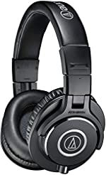 Audio-Technica ATH-M40x Professional Stu...