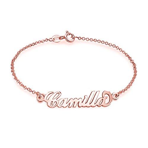 Gold Name Bracelet - 7