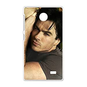 Ian Joseph Somerhalder Cell Phone Case for Nokia Lumia X