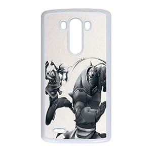 LG G3 Cell Phone Case White_Full Metal Alchimist TR2474965