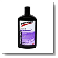 3M 09062 Marine Liquid Wax, 1 Liter