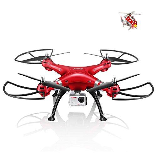Drone Altitude Headless Quadcopter Camera