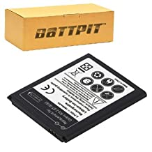 Battpit™ New Cell/Smart Phone Battery Replacement for Samsung Galaxy ACE II X (1500 mAh) (Ship from Canada)