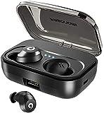 PASONOMI Bluetooth Earbuds Wireless Headphones Bluetooth Headset Wireless Earphones IPX7 Waterproof Bluetooth 5.0 Stereo…