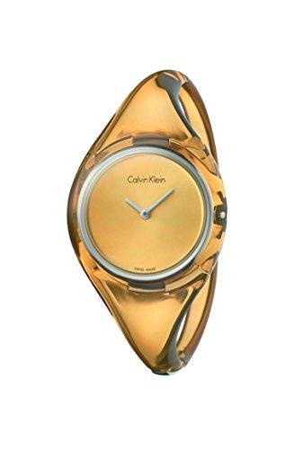 Calvin Klein Pure Women's Quartz Watch K4W2MXF6 by Calvin Klein