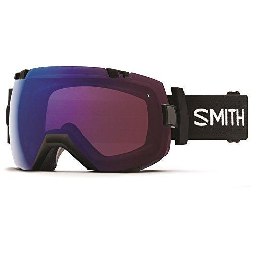 Smith Optics I/OX Goggle - Black Frame/ChromaPop Photochromic Rose Flash/ChromaPop Sun Black