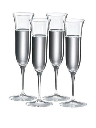 Ravenscroft Crystal Grappa Glass, Set of 4 by Ravenscroft -