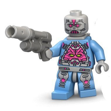 LEGO TMNT - THE KRAANG in EXO-SUIT Minifigure - Teenage Mutant Ninja Turtles