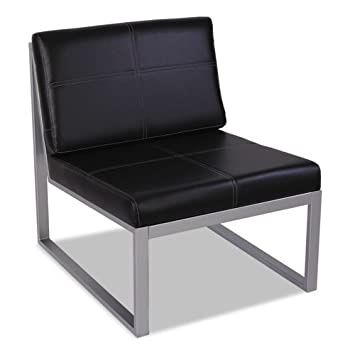 Amazon.com : Alera RL8319CS Ispara Series Armless Cube Chair ...
