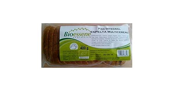 PAN DE MOLDE INTEGRAL ESPELTA MULTICEREALES 400 GR BIO: Amazon.es: Alimentación y bebidas