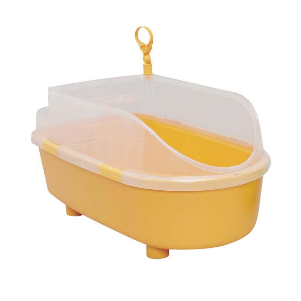 orange-2 Dog Bath Tub, Pet Bathtub Bath Barrel Bathing Supplies Bathroom Accessories for Medium and Large Dogs Home Tub (color   orange-2)