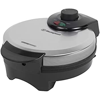 Westinghouse WWM1SSA Select Series Stainless Steel Waffle Maker