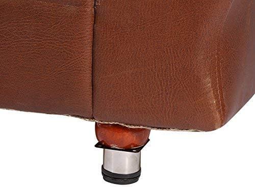 Patas de Muebles de Acero Inoxidable para Trabajo Pesado para gabinete HEEPDD 4Pcs Pies Ajustables para Muebles sof/á Ottoman TV Stand