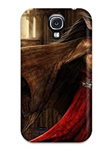 DavidMBernard Fashion Protective Vampire Bat Case Cover For Galaxy S4