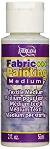 DecoArt Americana Mediums Fabric Painting, 2-Ounce